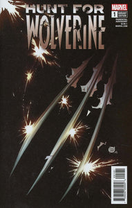 Hunt For Wolverine #1 C Adam Kubert Teaser Variant Vf+/nm+ Comic
