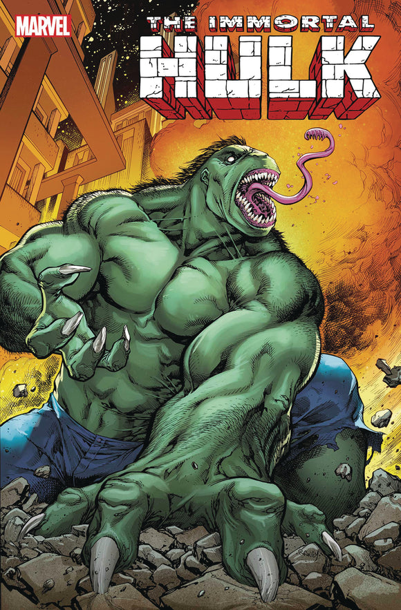 Immortal Hulk #27 B Tom Raney variant 1st print VF+/NM+