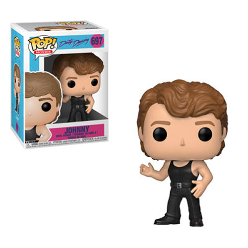 Funko Pop! Movies  Dirty Dancing  Johnny