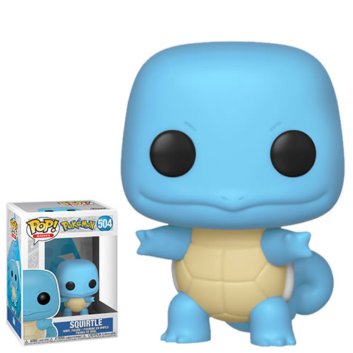 Pop! Pokemon - Squirtle in stock now