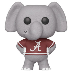 Funko Pop! College Football Alabama's Big Al Home Red Jersey IN STOCK