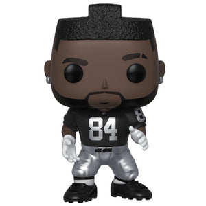 Pop! Football NFL  Antonio Brown (Raiders Home Jersey) #136
