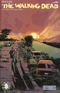 Walking Dead #170 A On The Road Kirkman Adlard Stewart Vf+/nm+ 1St Print Comic