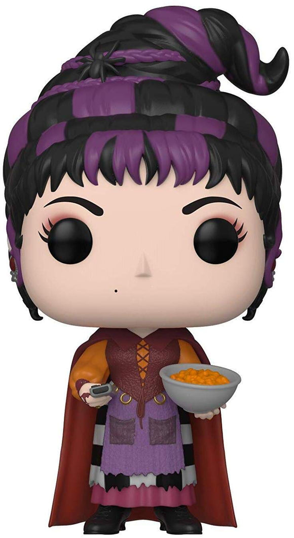 Funko Pop! Disney Hocus Pocus  Mary with Cheese Puffs  in stock