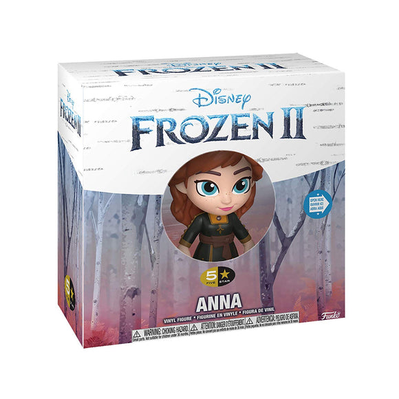 Funko 5 Star Disney Frozen 2  Anna  in stock