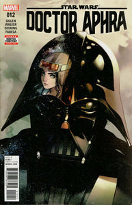 Star Wars Doctor Aphra #12 A Kamome Shirahama Cover Vf+/nm+ Comic