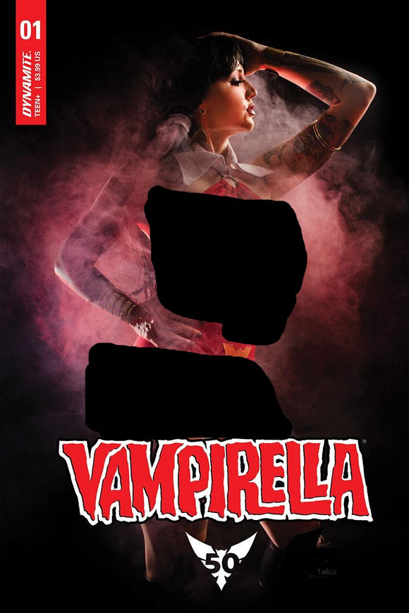 Vampirella vol8 #1 E Cosplay Photo Variant NM 1st print