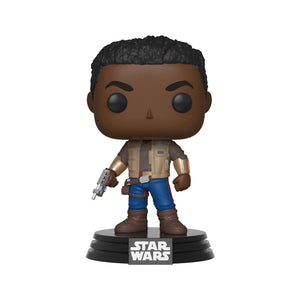 Funko Pop! Star Wars Episode 9 Rise of Skywalker  Finn  in stock