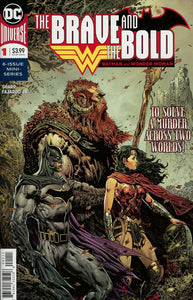 The Brave and the Bold Batman & Wonder Woman #1 Sharp VF+/NM+