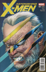 Astonishing X-Men #1E John Cassady Incentive 1:50 Variant VF+/NM+