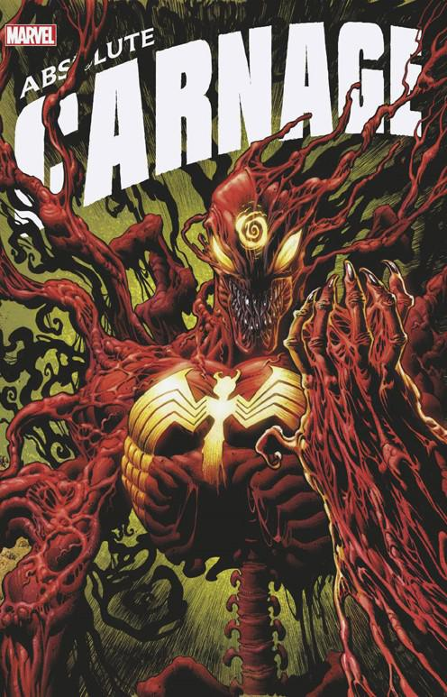 Absolute Carnage #4 Kyle Hotz Connecting Variant NM