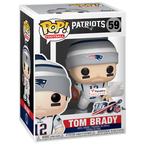 Tom Brady New England Patriots Funko Pop! Fanatics Exclusive in stock now