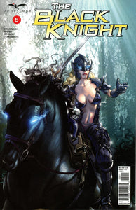 Black Knight #5 A Grimm Fairytales Zenescope Ivan Nunes Nm Comic