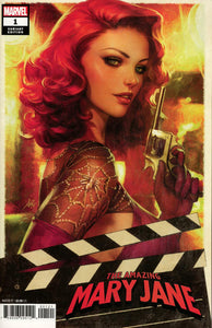 Amazing Mary Jane #1 B Stanley Artgerm Lau Variant VF+/NM+