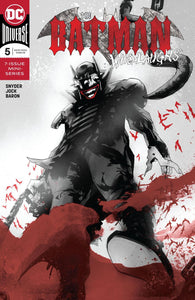 Batman Who Laughs #5 A Jock 1St Print Nm Comic