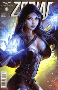 Zodiac #2 C Grimm Fairy Tales Presents Meguro Variant Nm Comic