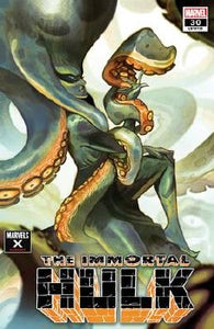 Immortal Hulk #30 B Michael Del Mundo Variant VF+/NM+