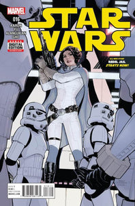 STAR WARS #16 A TERRY DODSON Cover VF+/NM+