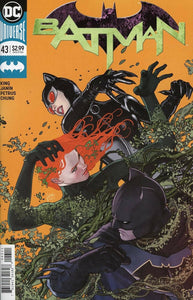 Batman Vol 3 #43 Mikel Janin VF+/NM+