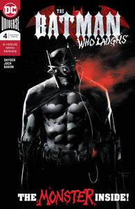 BATMAN Who Laughs #4 A JOCK 1st print NM