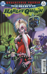 Harley Quinn #7 Amanda Conner Vf+/nm+ Comic