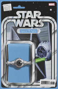 Star Wars Tie Fighter #1 B Tyler Christopher Variant Vf+/nm+ Comic