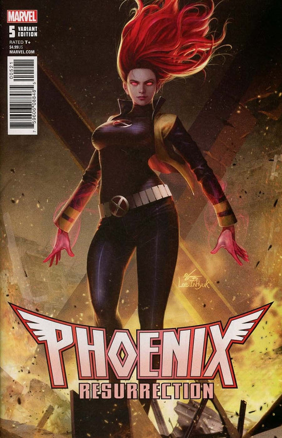 Phoenix Resurrection Return of Jean Grey #5B In-Hyuk Lee VF+/NM+