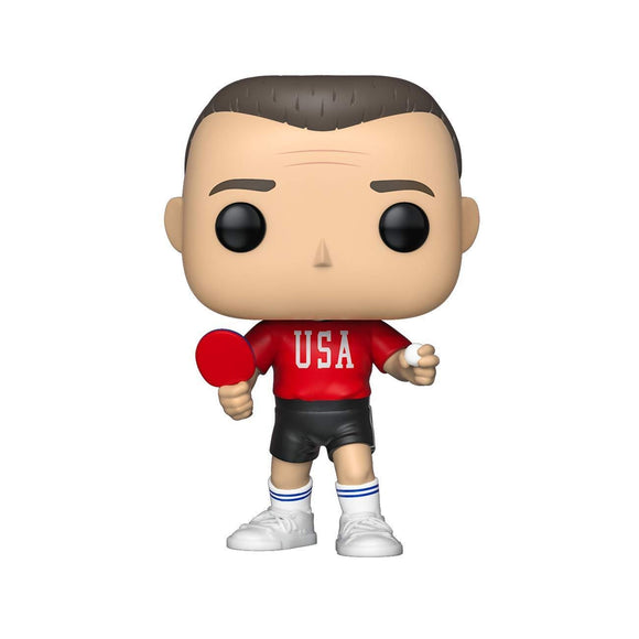 Funko POP Movies Forrest Gump  in Ping Pong Outfit  in stock