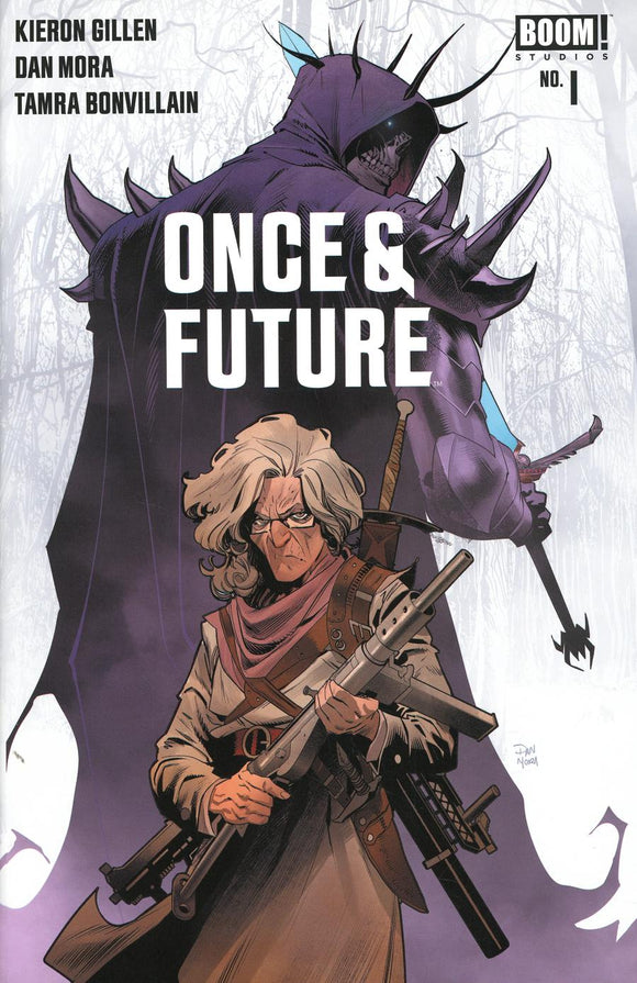 Once and Future #1 G Jae Lee & June Chung NM 6th