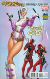 Gwenpool Holiday Special #1 B Midtown Campbell Variant NM-/NM+