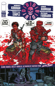 Die Die Die #1 C Burnham & Fairbairn Awesome variant VF+/NM+