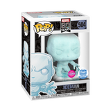 Funko Pop! MARVEL FLOCKED ICEMAN exclusive