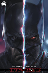 Batman #84 B Francesco Mattina Stock Variant VF+/NM+