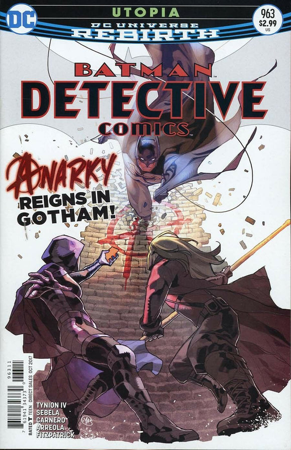 BATMAN Detective #963 A Regular Yasmine Putri VF+/NM+