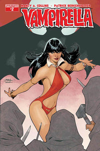 Vampirella vol5 #2 A Terry Dodson VF+/NM+