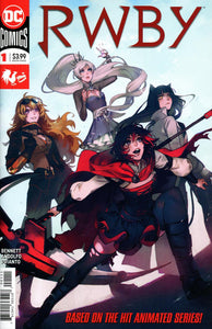 RWBY #1 A Regular Sarah Stone VF+/NM+