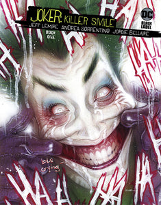 Joker Killer Smile #1 B Kaare Andrews Variant VF+/NM+