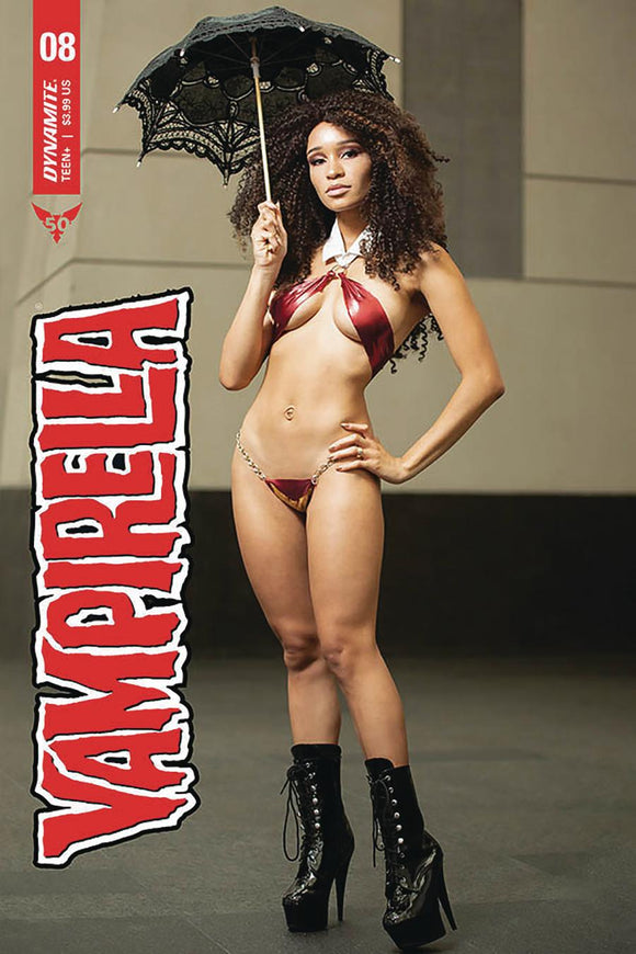 Vampirella #8 S Mai S Cosplay Photo Variant VF+/NM+