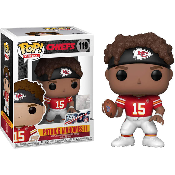 Funko Pop! Football NFL - Patrick Mahomes II (Chiefs) in stock