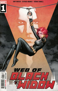 Web Of Black Widow #1 A Junggeun Yoon VF+/NM+