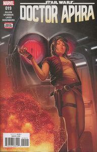 STAR WARS Doctor APHRA #19 A Ashley Witter VF+/NM+