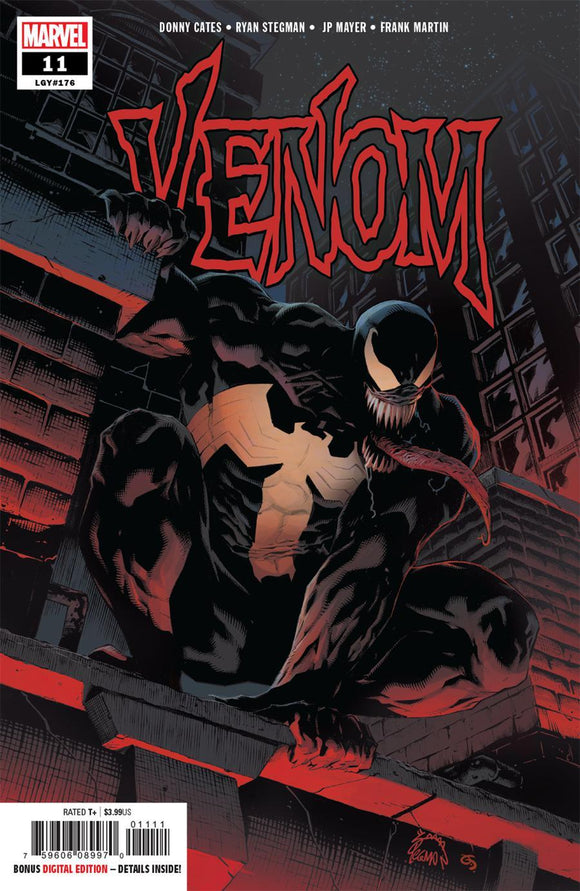 Venom #11 A Ryan Stegman Nm Comic