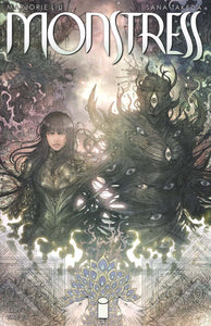 Monstress #13 Sana Takeda Variant Vf+/nm+ 1St Print Comic
