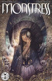 Monstress #12 Vf+/nm+ 1St Print 2017 Sana Takeda Variant Comic