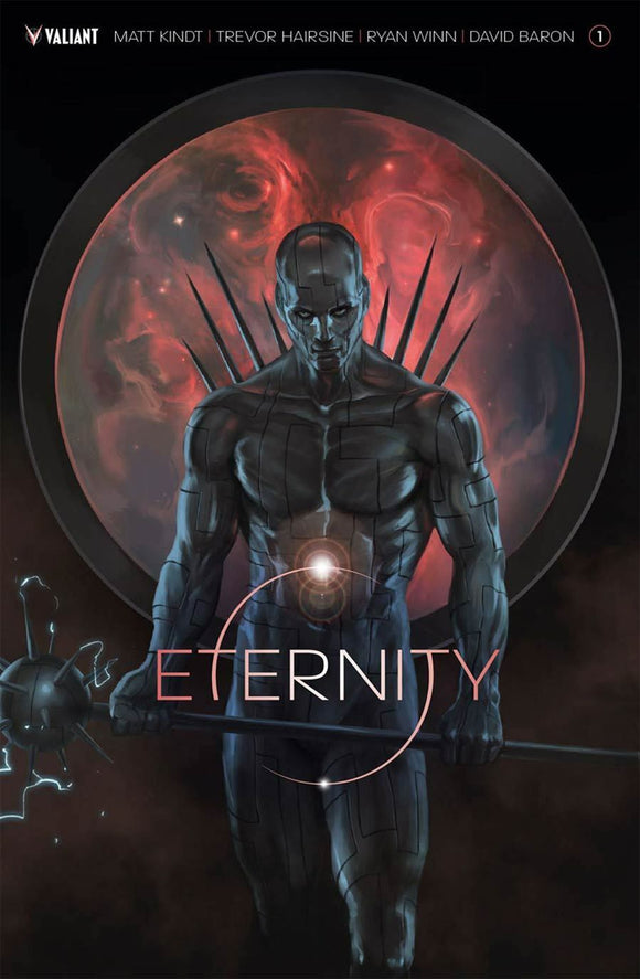 ETERNITY #1 A 1st Ptg Jelena Kevic-Djurdjevic Regular Cover VF+/NM+