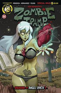 Zombie Tramp #57 A TMChu VF+/NM+
