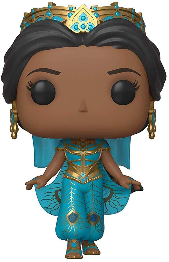 Funko Pop! Disney Aladdin Live Action Princess Jasmine  in stock