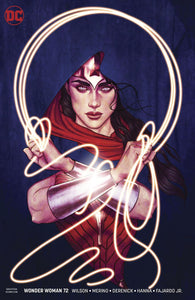 Wonder Woman #72 B Jenny Frison Variant VF+/NM+