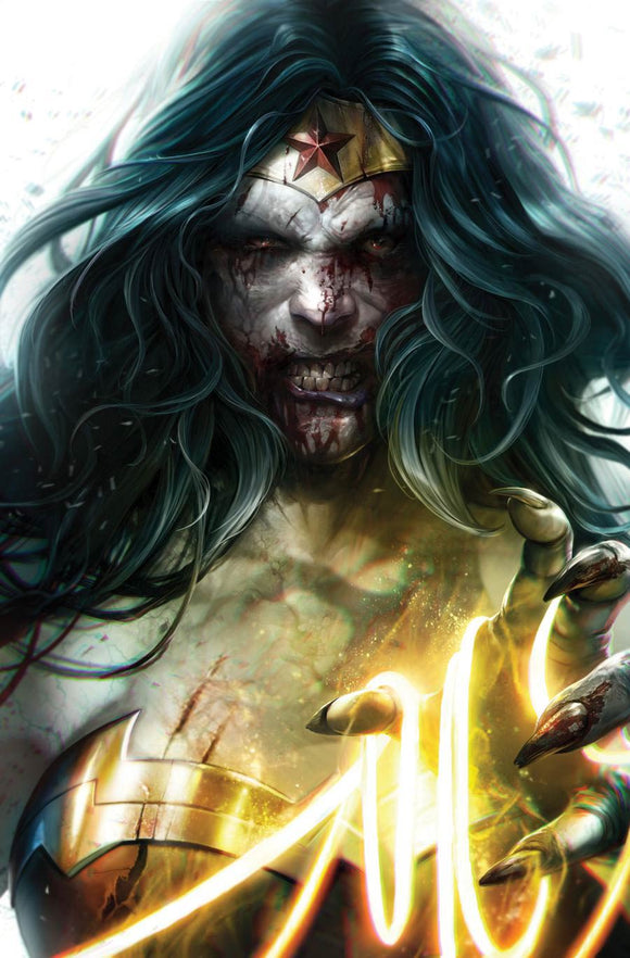 Dceased #3 B Francesco Mattina variant VF+/NM+