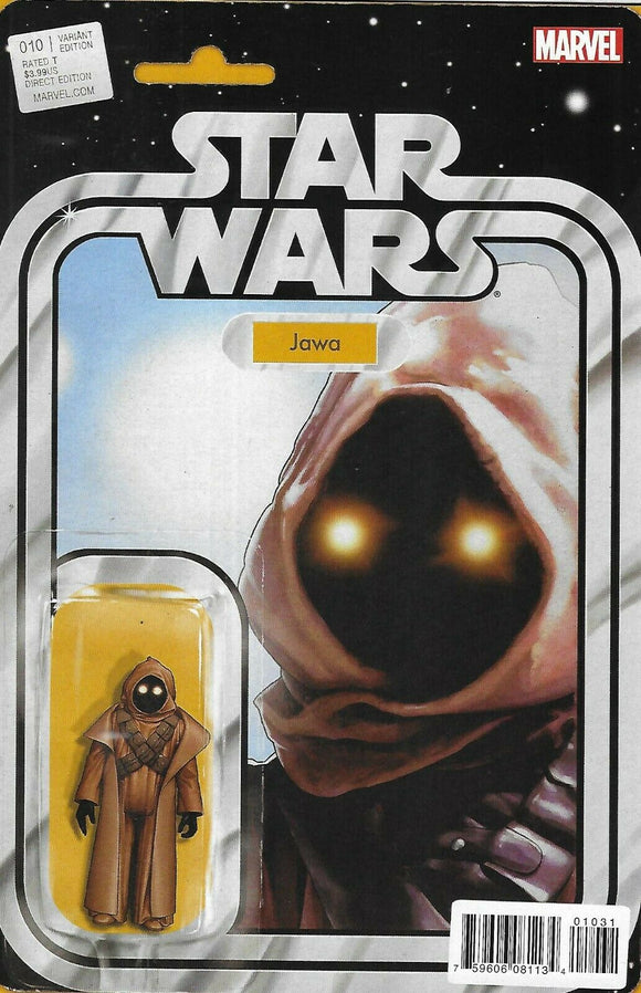 Star Wars #10 B John Tyler Christopher JAWA Variant VF+/NM+